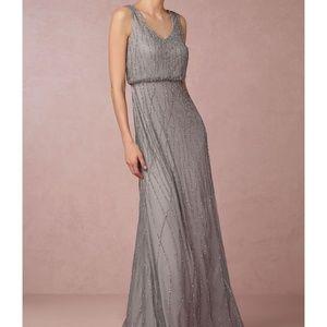 Adrianna Papell Brooklyn Dress Size 2 Slate